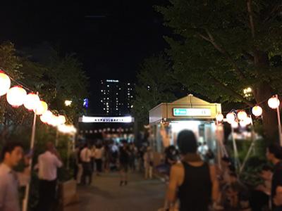 【ポケモンの巣】 東京都、浜町公園でワンリキーを捕獲してきました(※9月27日にヒトカゲの巣に変更)