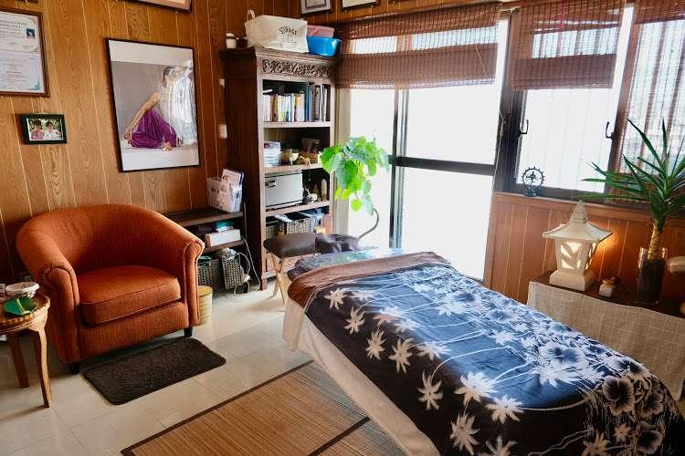 Oil Massage & Yoga Salon @Sunabe, Chatan・ヨガシャクティ沖縄